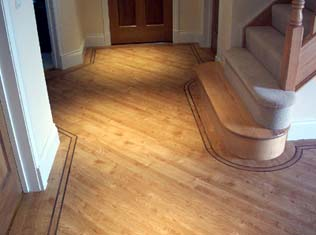 Installation by Designer Flooring